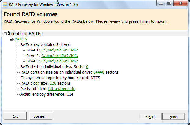 Raid Recovery For Windows Raid Arrays Hardware And
